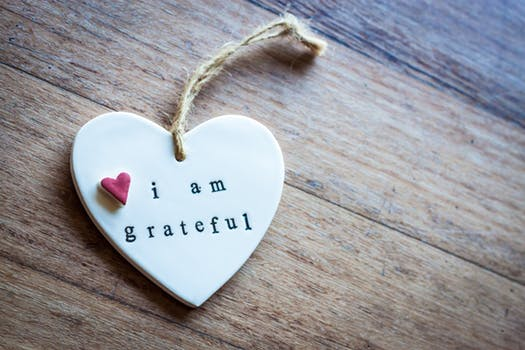 November is Gratitude Month