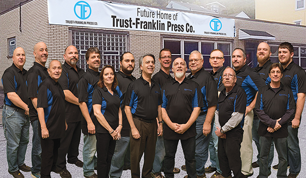 trust franklin press