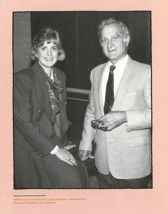 First Executive Director Linda Jacobson