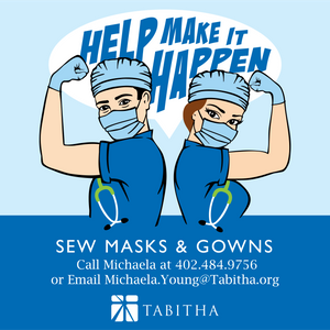 Sew Masks & Gowns