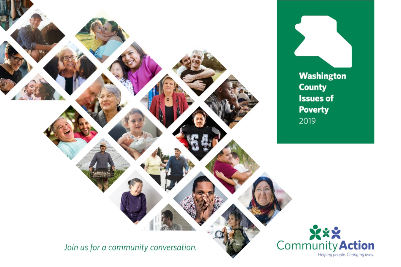 Community Conversations:  Issues of Poverty in Washington County