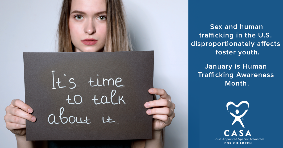 Human Trafficking Happens In Every Community, And We Can Do Something About It