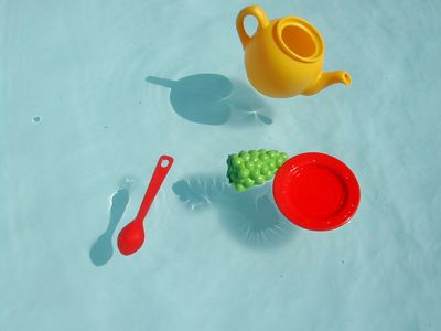 Honorable Mention - Pool Toys