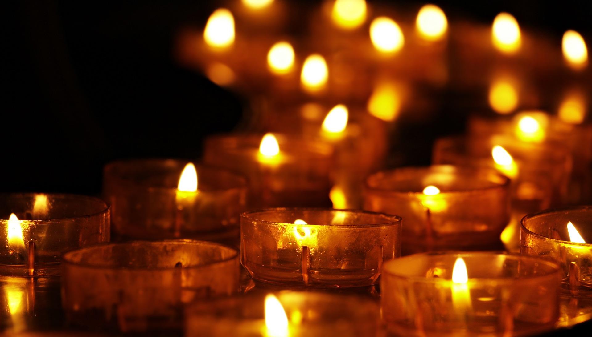Shine a Light on Domestic Violence: a Candlelight Vigil