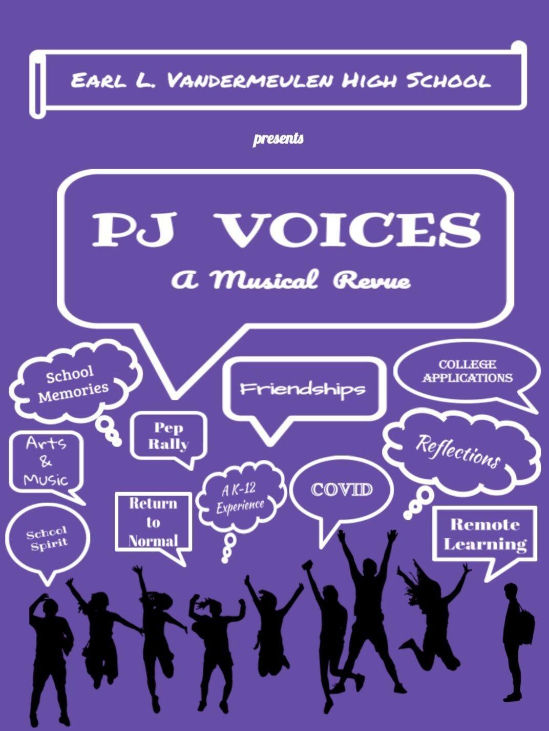 """""""PJ Voices: A Musical Revue"""""""