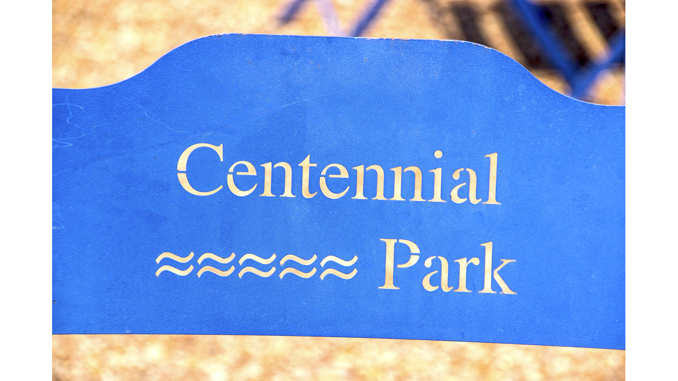 Centennial Garden 15