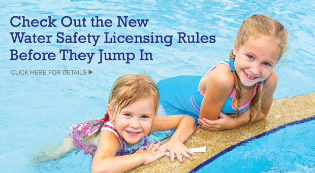 Water Safety New Rules 2016