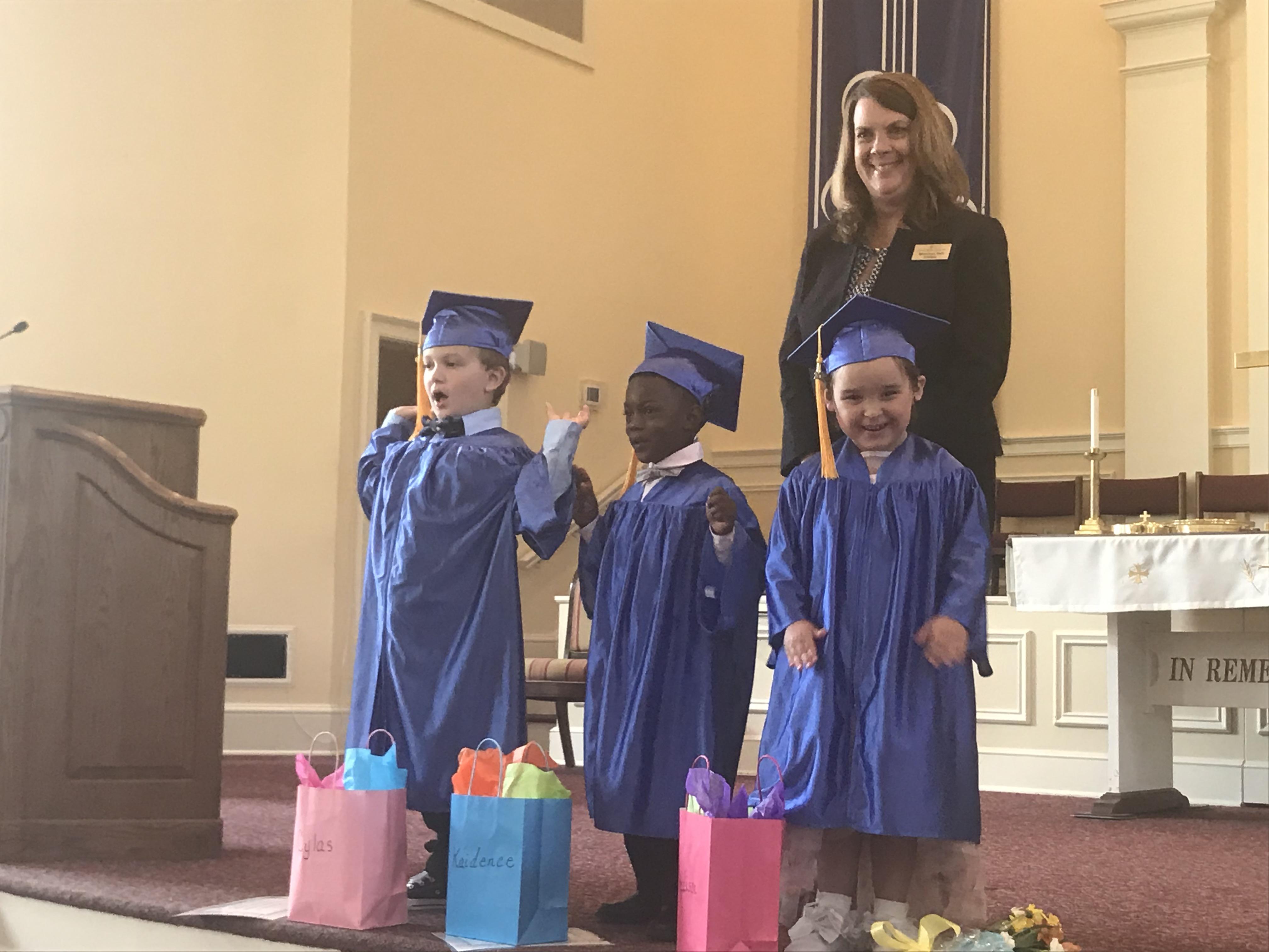 MOSD Celebrates Our 2019 Graduates
