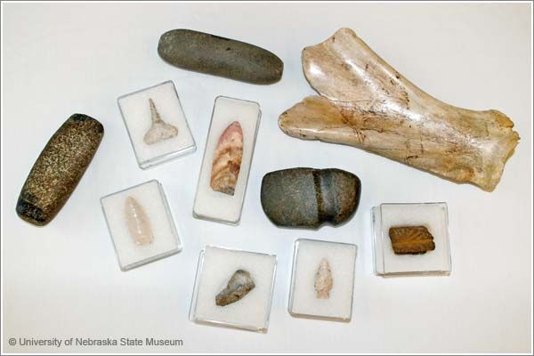 Tools of Early People