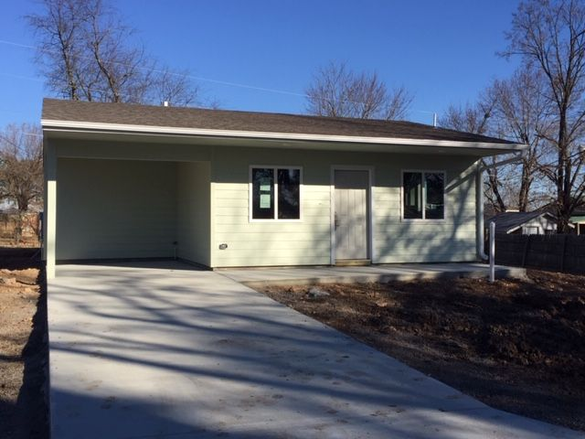 House #27 Completed, December 2019