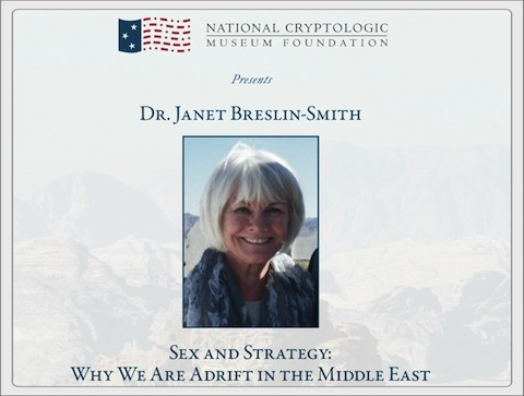 <b>2018 NCMF Summer Cryptologic Program with Dr. Janet Breslin-Smith</b>