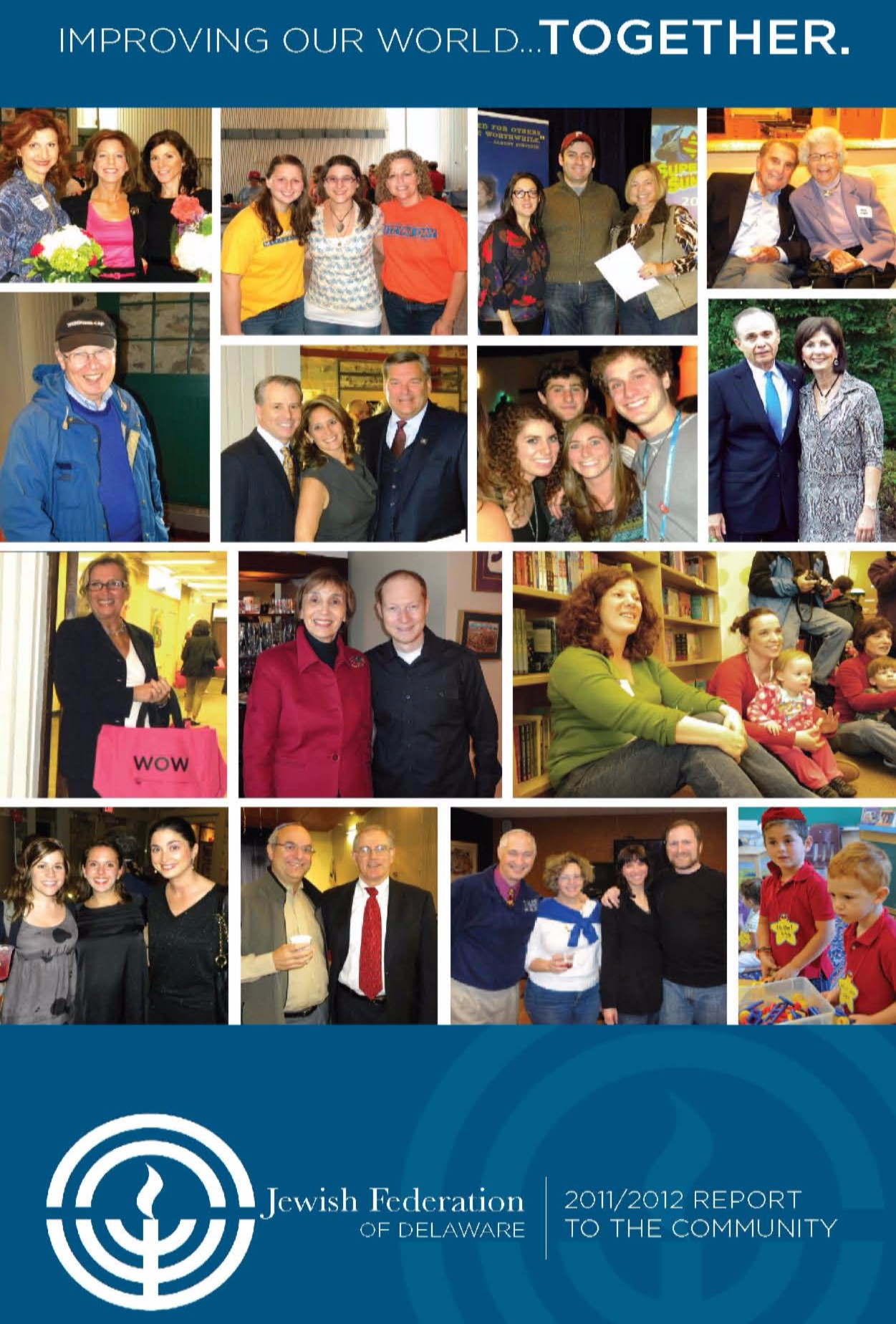 Click HERE to view the 2011-2012 Report to the Community