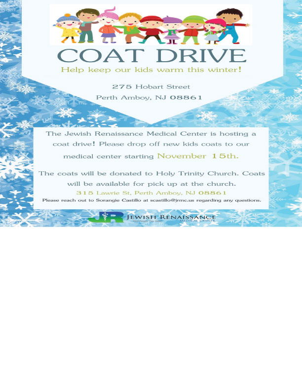 2017 Winter Coat Drive