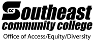 Southeast Community College / Access, Equity, Diversity