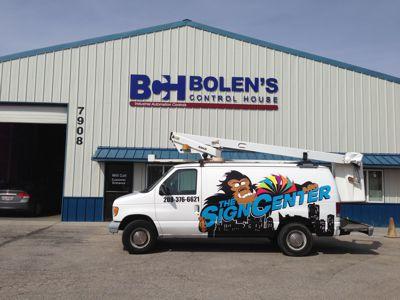 Bolen's Control House