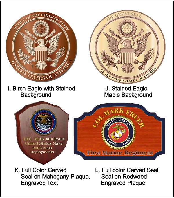 V31004 - Wall Plaque Style Selections (3 of 4)