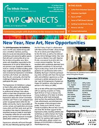 TWP Connects Spring 2019