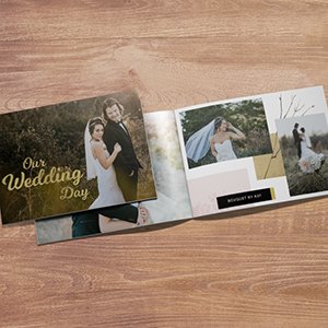 Request an estimate for printing photo books.