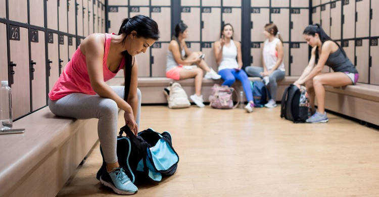High School Girls Protest Biological Males Being Allowed to Change in Their Locker Rooms
