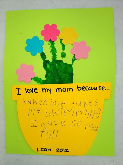 Mother's Day Flower Pot Craft