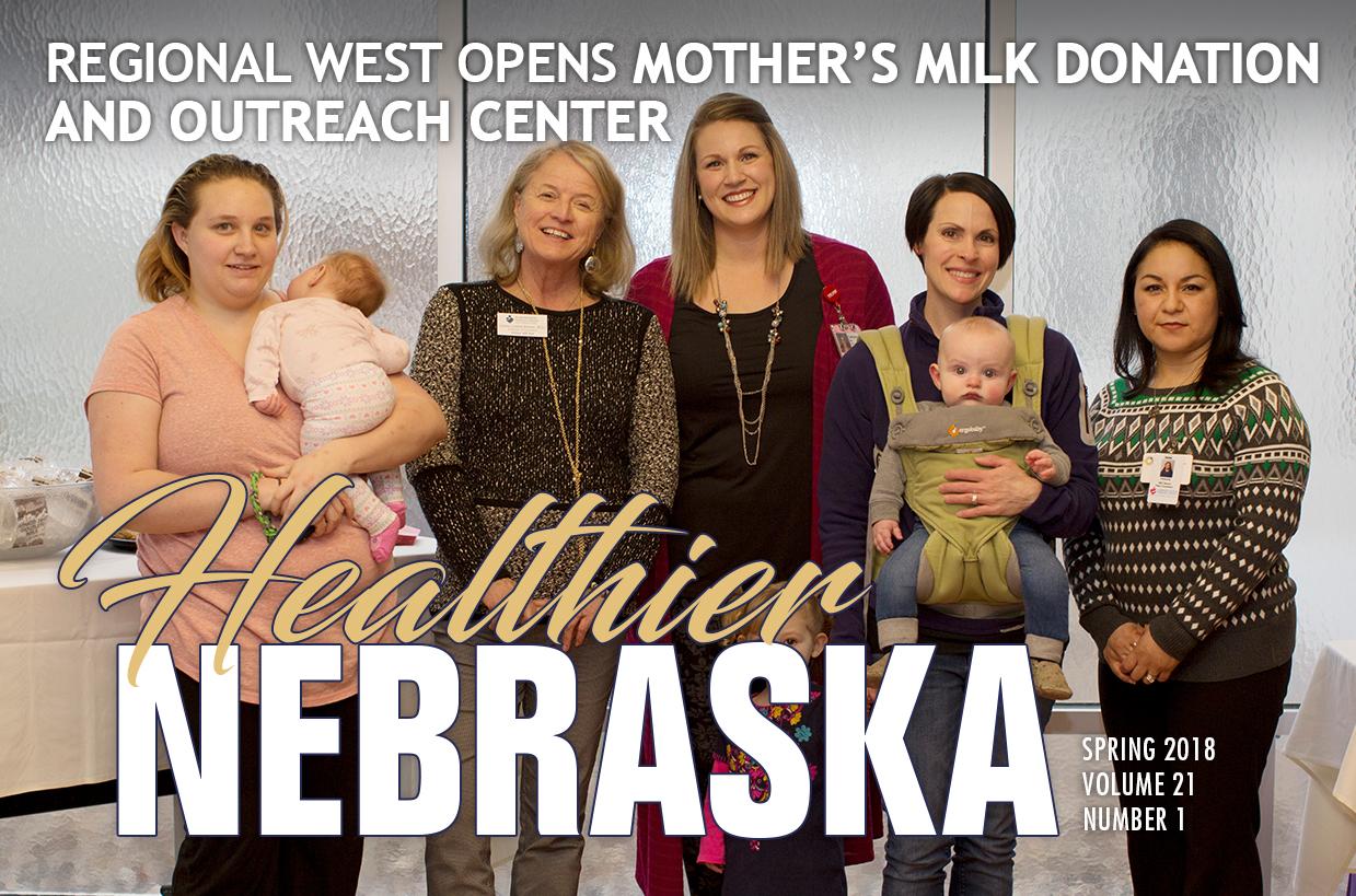 Healthier Nebraska Spring 2018
