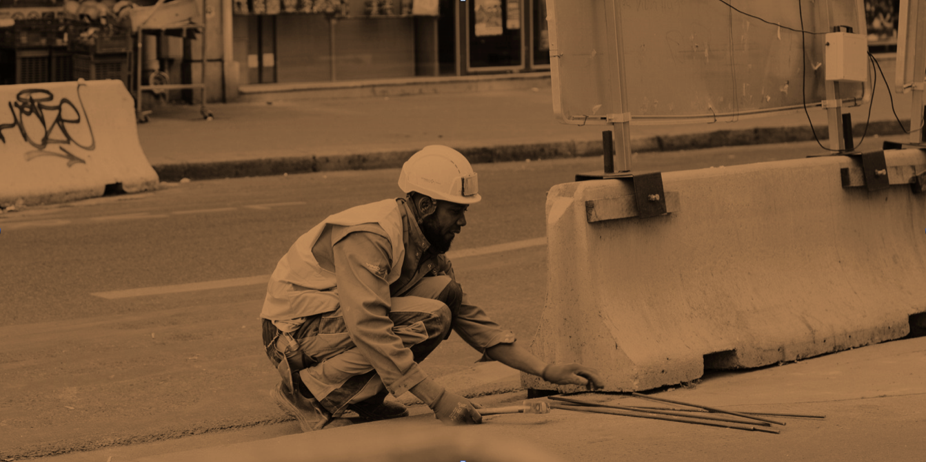 Let's envision a world where all workers are safe & healthy