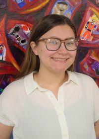 Cristina Salazar, Program Coordinator - CK Jackson
