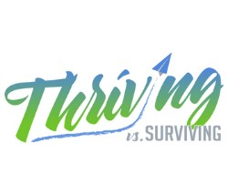 Nonprofit Day 2018 Logo - Thriving vs. Surviving