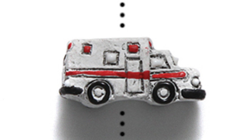Ambulance Ride Bead