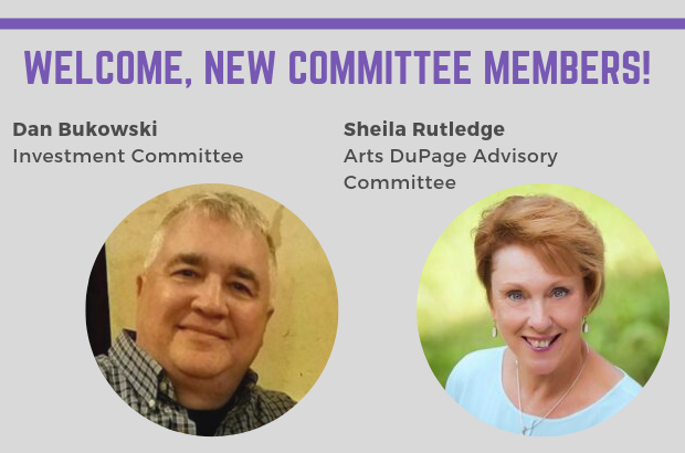 DuPage Foundation Welcomes Two New Committee Members