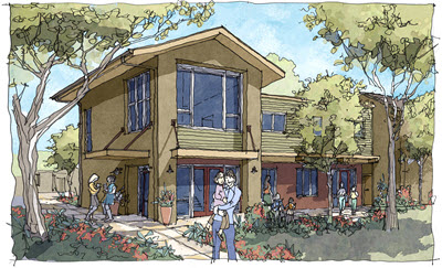 Peoples' Self-Help Housing Celebrates Completion of Villa la Esperanza Apartments, Affordable Rental Housing in Goleta
