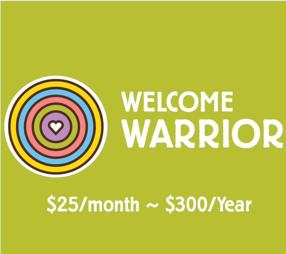 Welcome Warrior