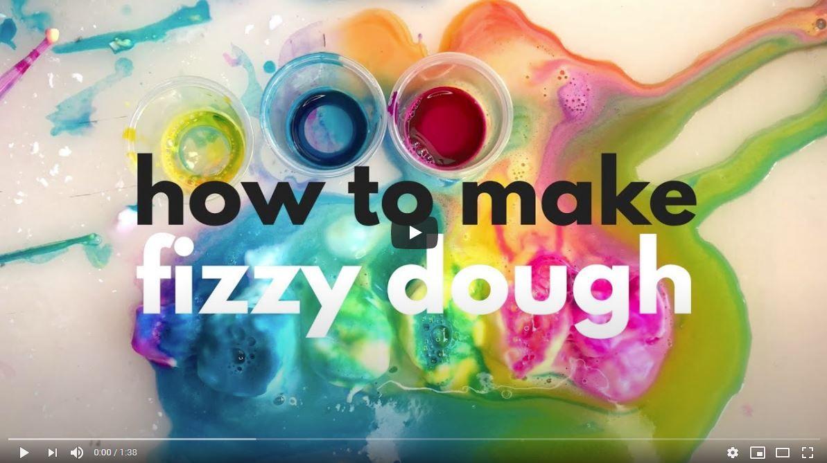Fizzy Dough