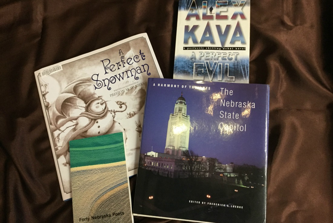 Book Features for January