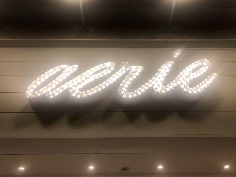 Illuminated Storefront Signs