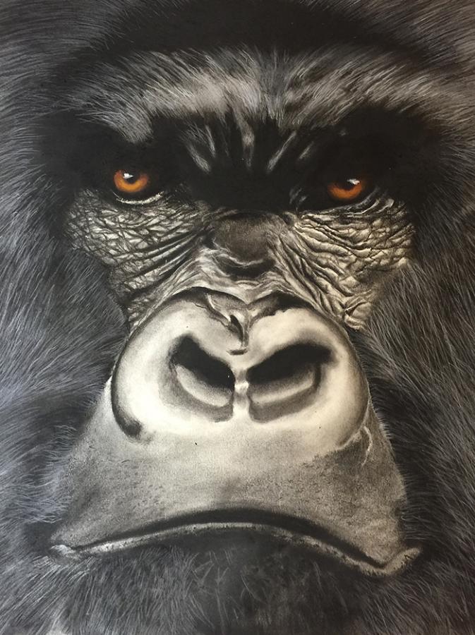 Man ape