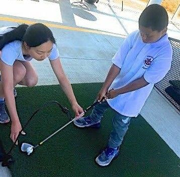 EYFO Golf Academy in Partnership with First Tee