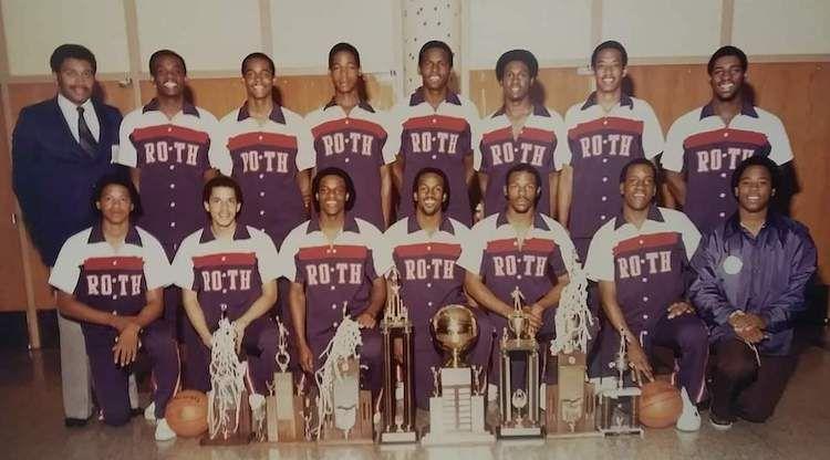 Dayton Roth High School Boys, 1981 State Champs