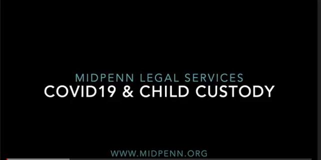 COVID19 & Child Custody