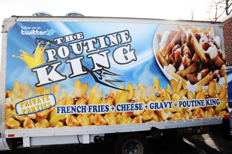 Poutine King Side