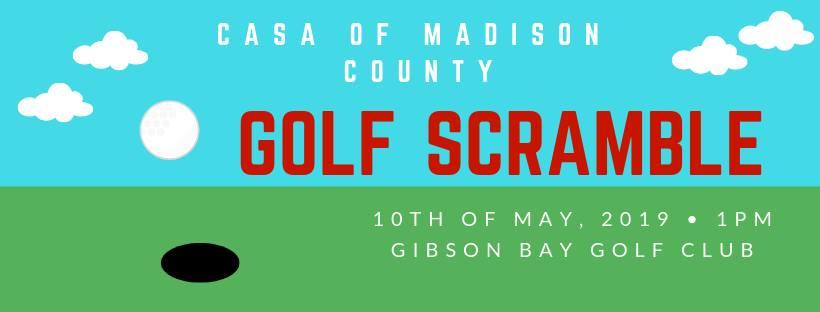 CASA of Madison County Golf Scramble