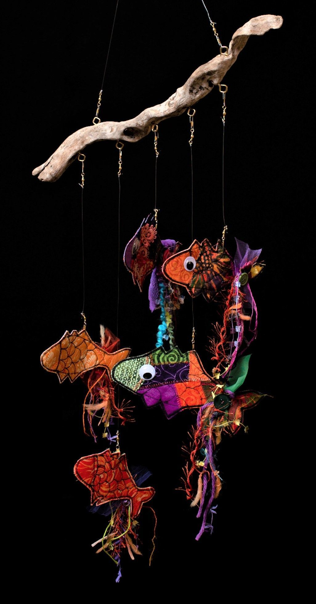 "Sherry Henrickson - ""Fish Mobile #2"""