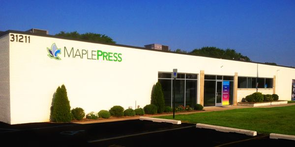 Maple Press Building