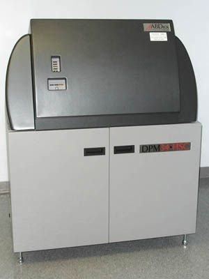 Presstek Digital Platemaker, Model DPM34-HSC