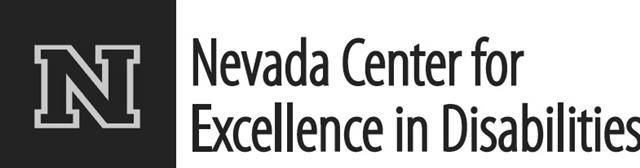 Nevada Center for Excellence in Disabilities