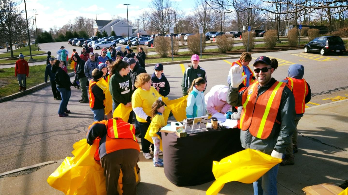 Taunton City-Wide Earth Day Cleanup