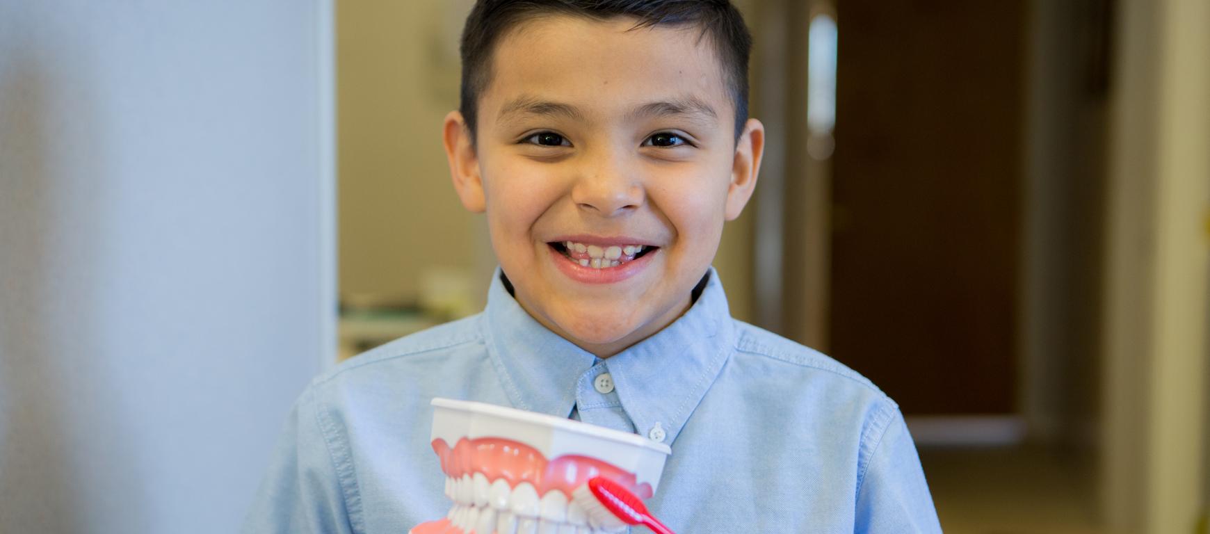 It's Dental Hygiene Month