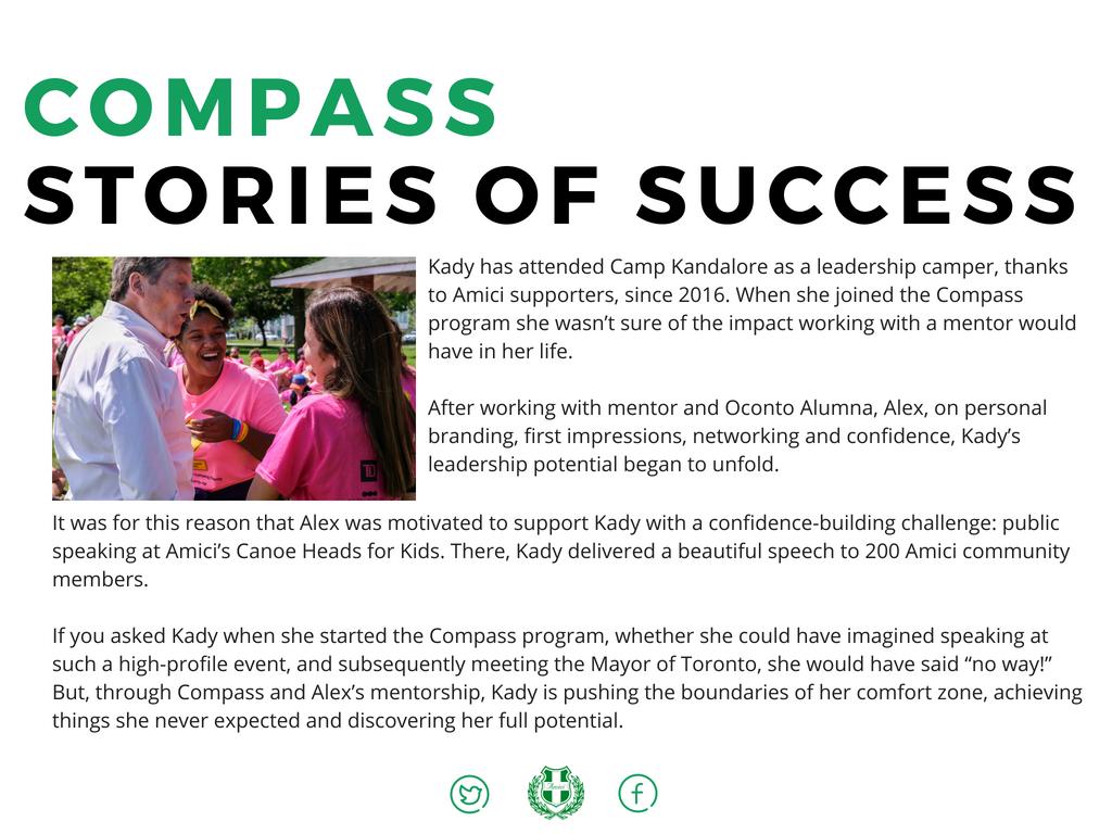 Kady's Story