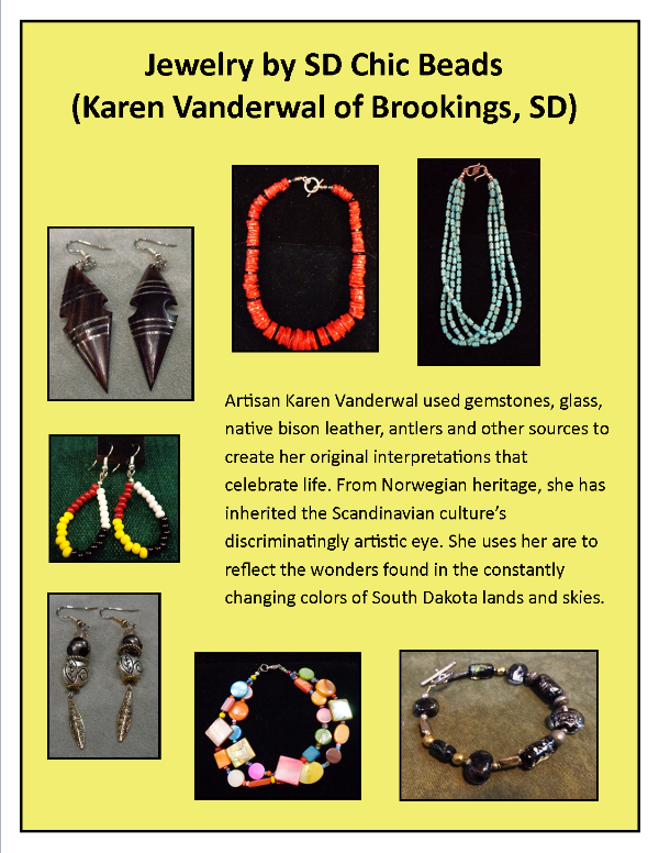 SD Chic Beads | Karen VanderWal