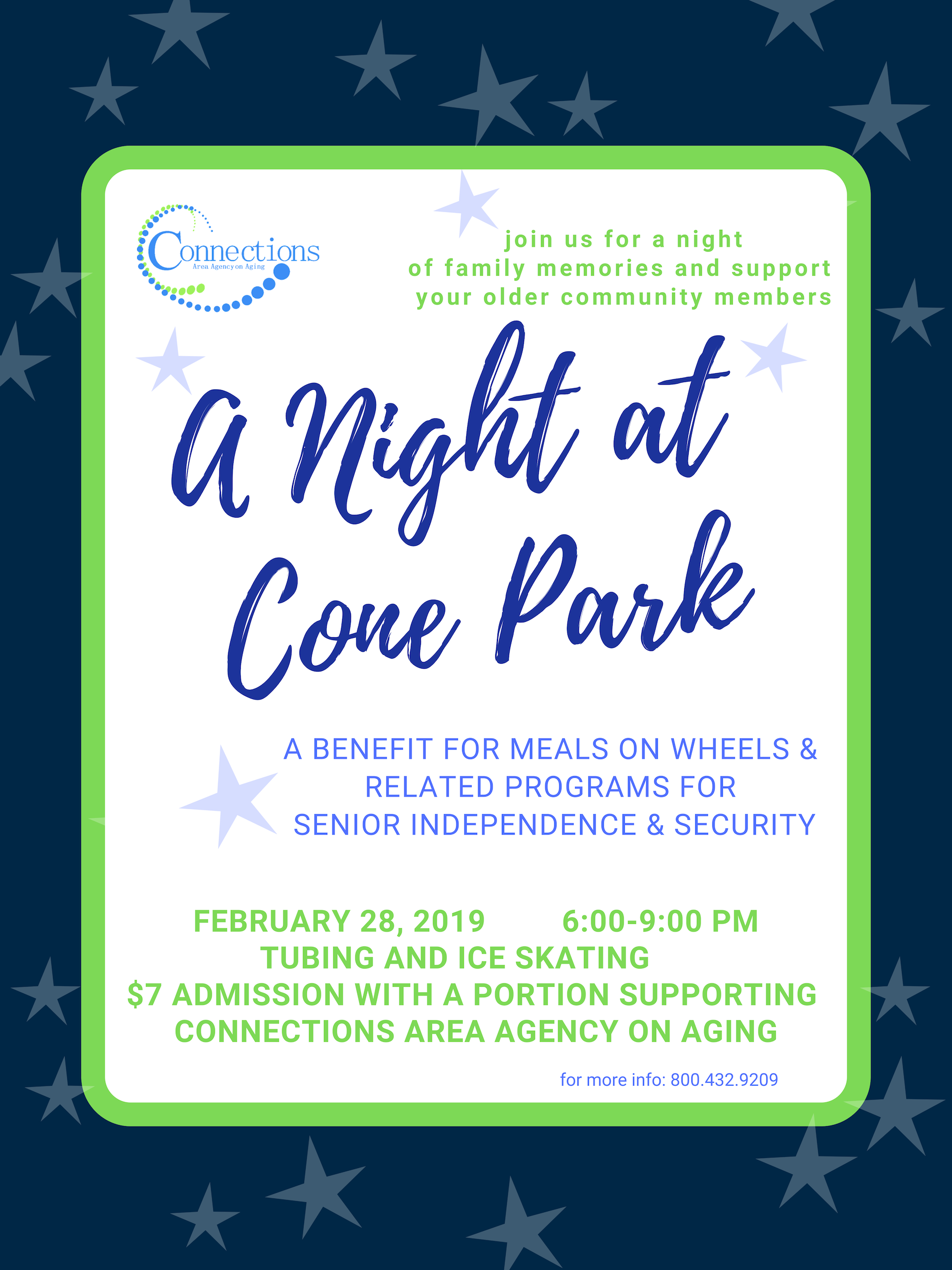 Sioux City: A Night at Cone Park Benefit
